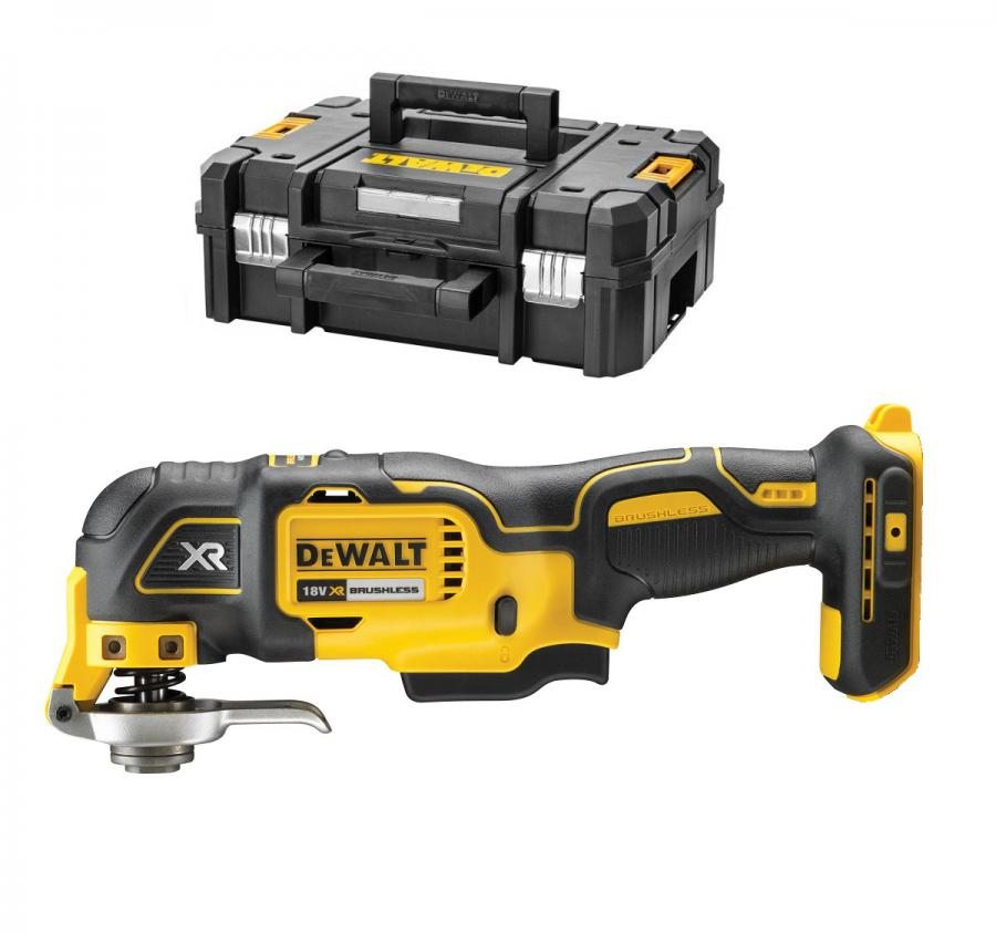 dewalt dcs355nt 18v akku multitool tstak box optional. Black Bedroom Furniture Sets. Home Design Ideas